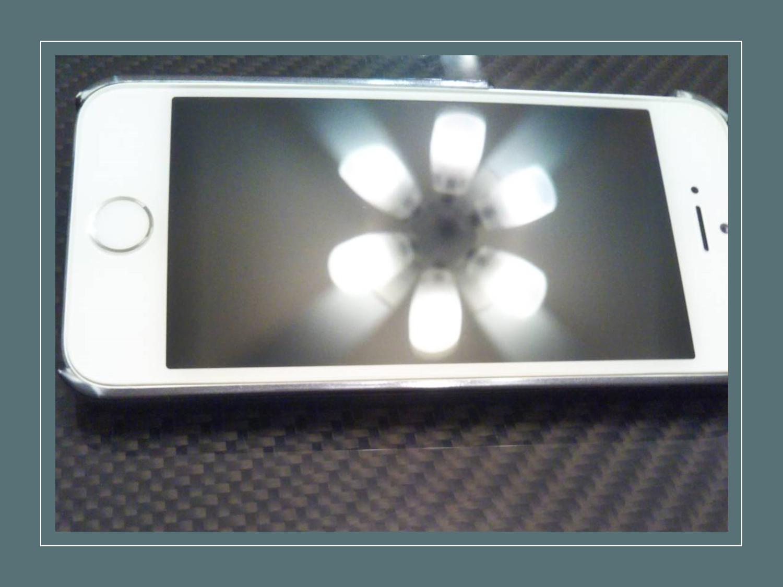 iPhone修理後にガラスコーティングは必須
