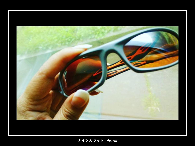 眼鏡フレームコーティングは指紋や皮脂汚れが付きにくい