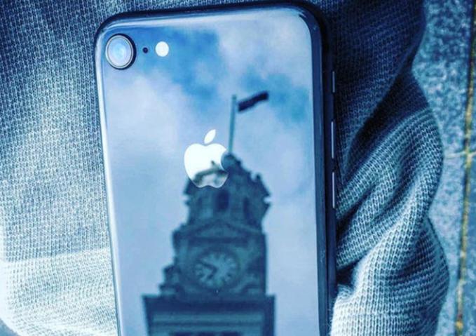 iPhone背面コーティングの効果