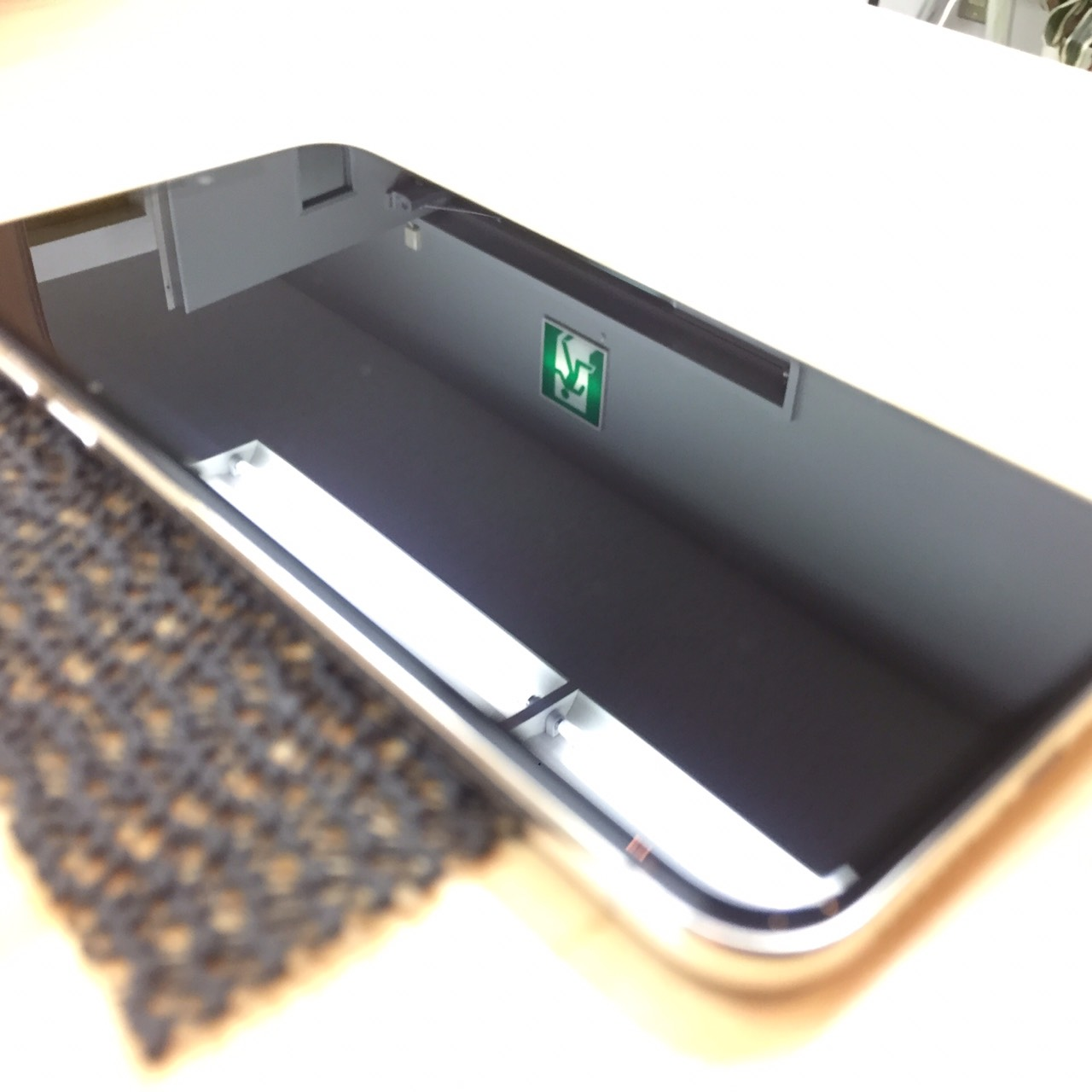 iPhone X保護はガラスコーティングが最適