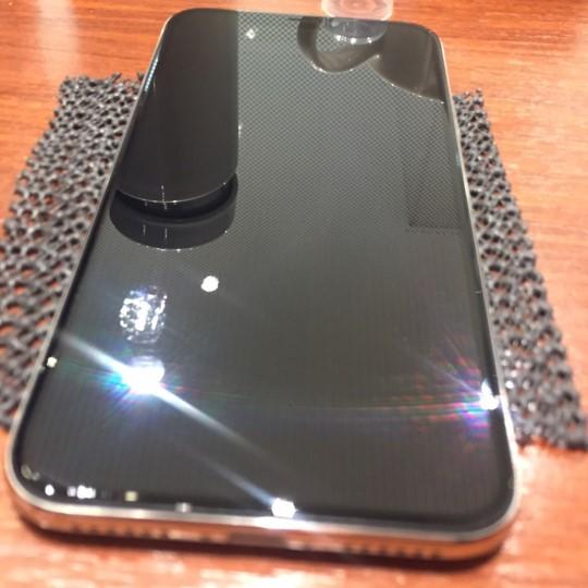 iPhoneコーティング札幌の品質説明