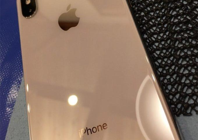 iPhone保護の背面対策