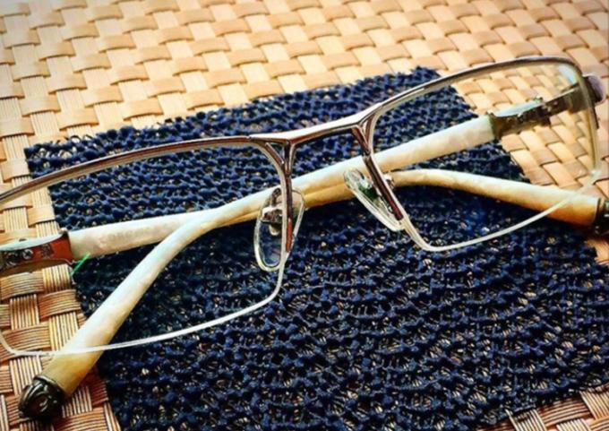 眼鏡レンズコーティングのメリット説明