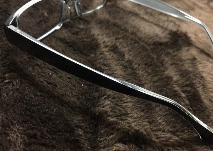ガラスコーティングで眼鏡長持ち