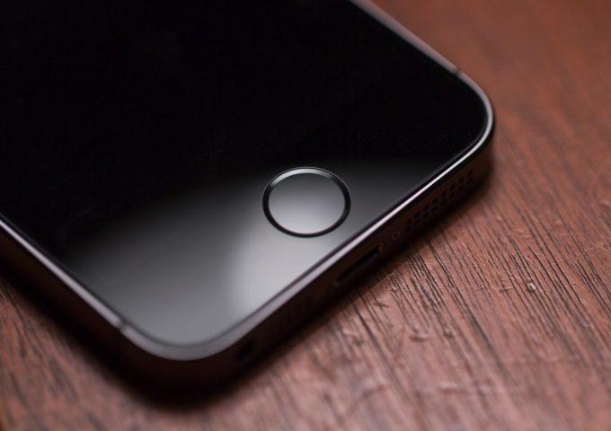 iPhoneボタン修理の後のガラスコーティングのメリット説明