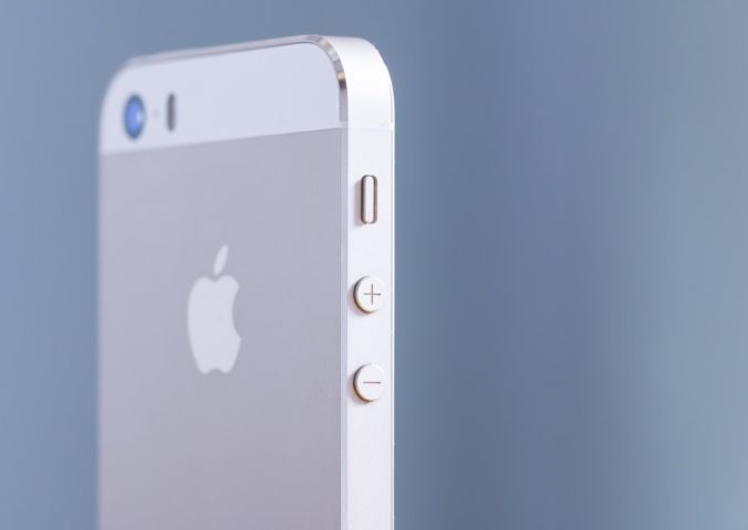 iPhone側面修理のアフターケア