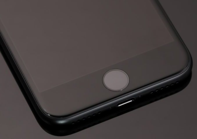iPhone画面修理の後のアフターケア