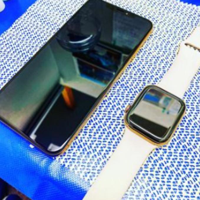 Apple Watch ガラスコーティング 岩見沢エリアのご案内