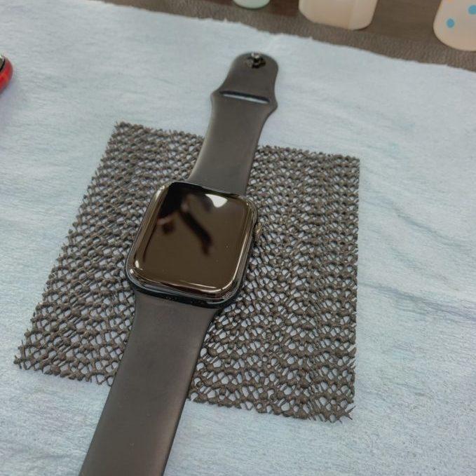 Apple Watch ガラスコーティング 栃木エリアのご案内