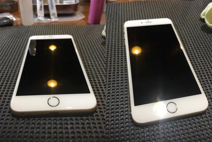 iPhoneガラスコーティング 兵庫県で【最強硬度10H】の施工
