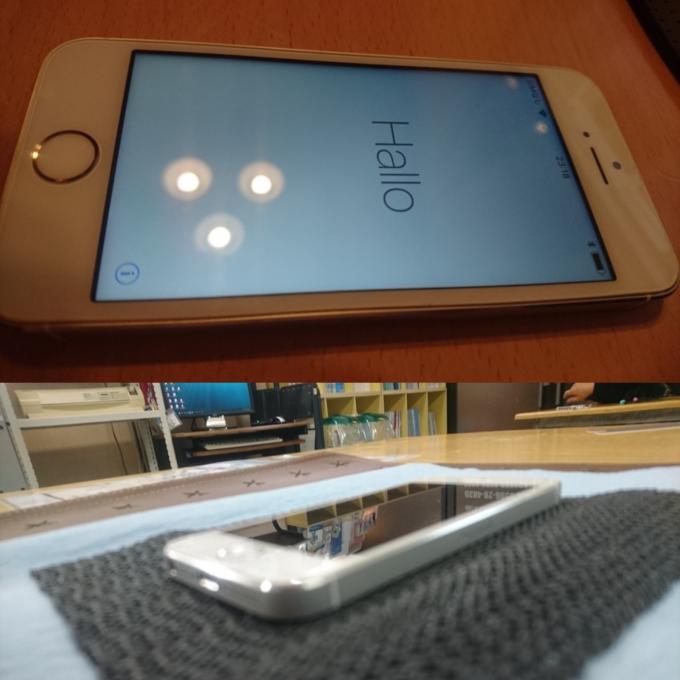 iPhoneガラスコーティング 三重エリアのご案内